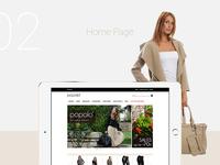 Popolo web design 2