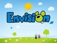 Envision - web + logo