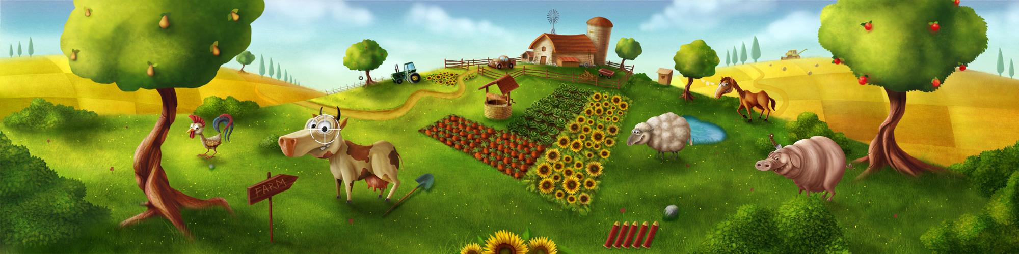 Farm destroy 2000