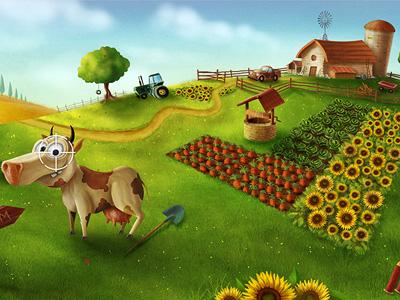 Farm destroy