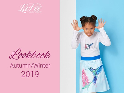 La Fée - Lookbook design