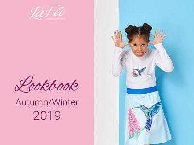 La Fée - Lookbook design