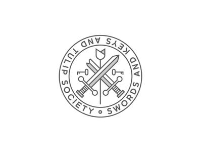 Swords and Keys and Tulip Society