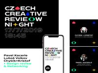 Czech Creative Review Night