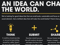 G Project - An idea can change the world.