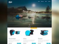 Float : Website