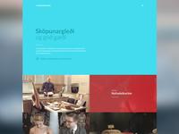 Tjarnargatan : Website