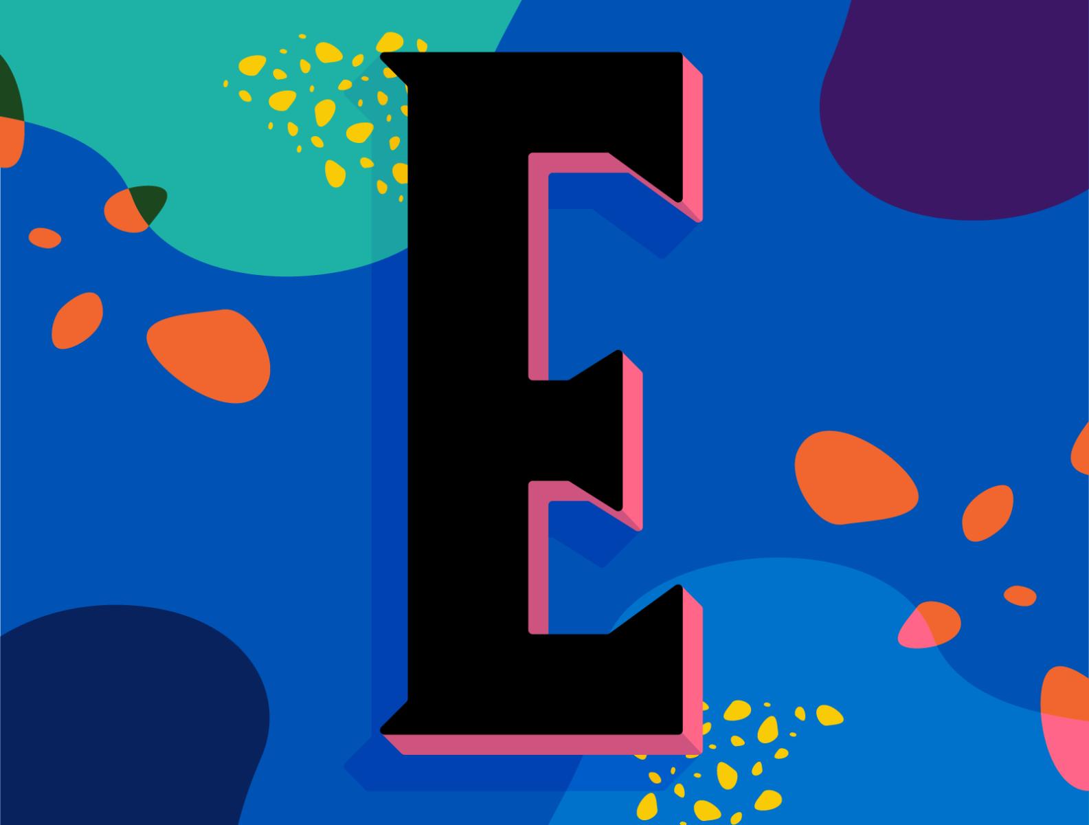 36 Days of Type / E