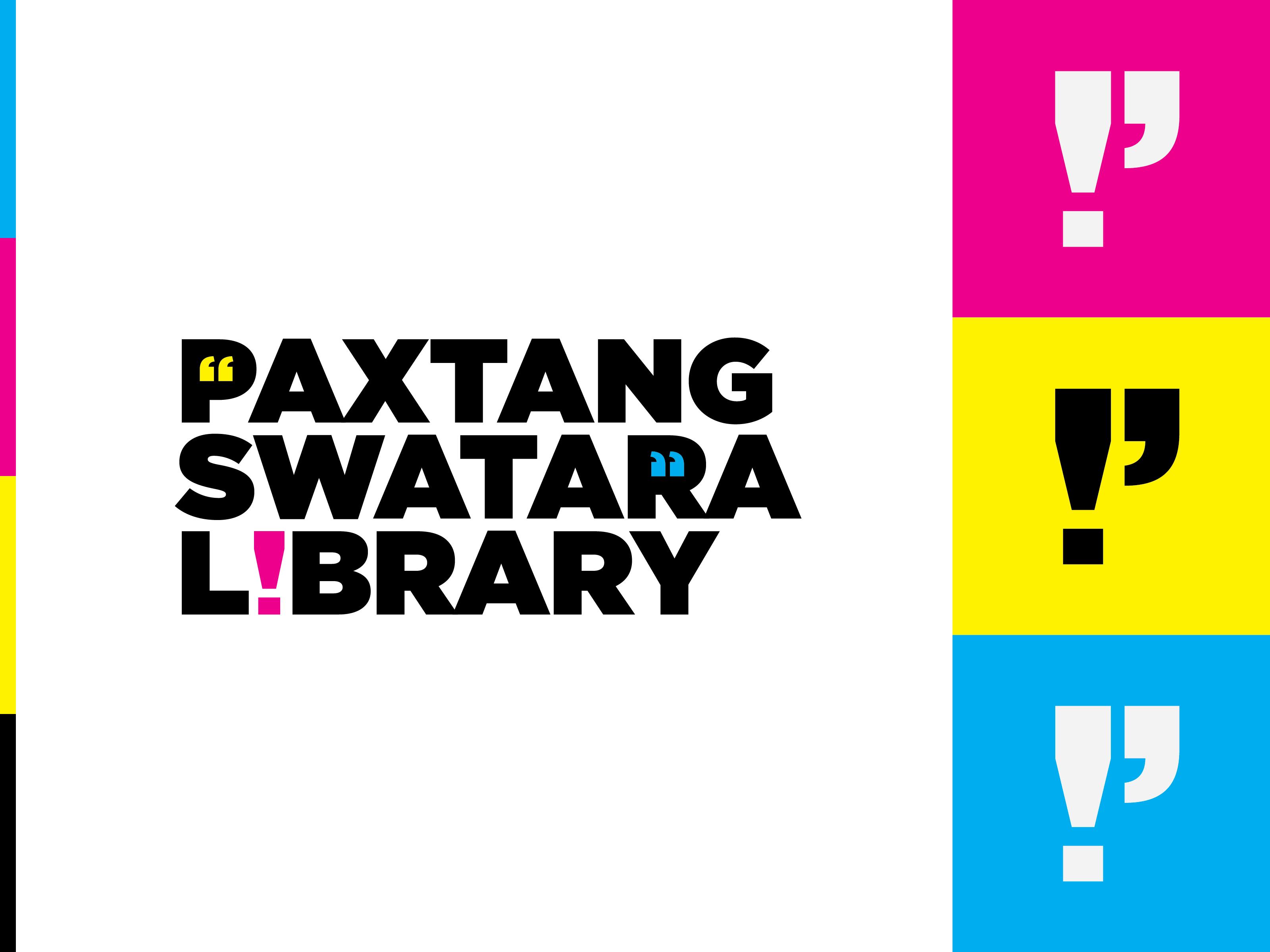 Paxtang Swatara Library Branding