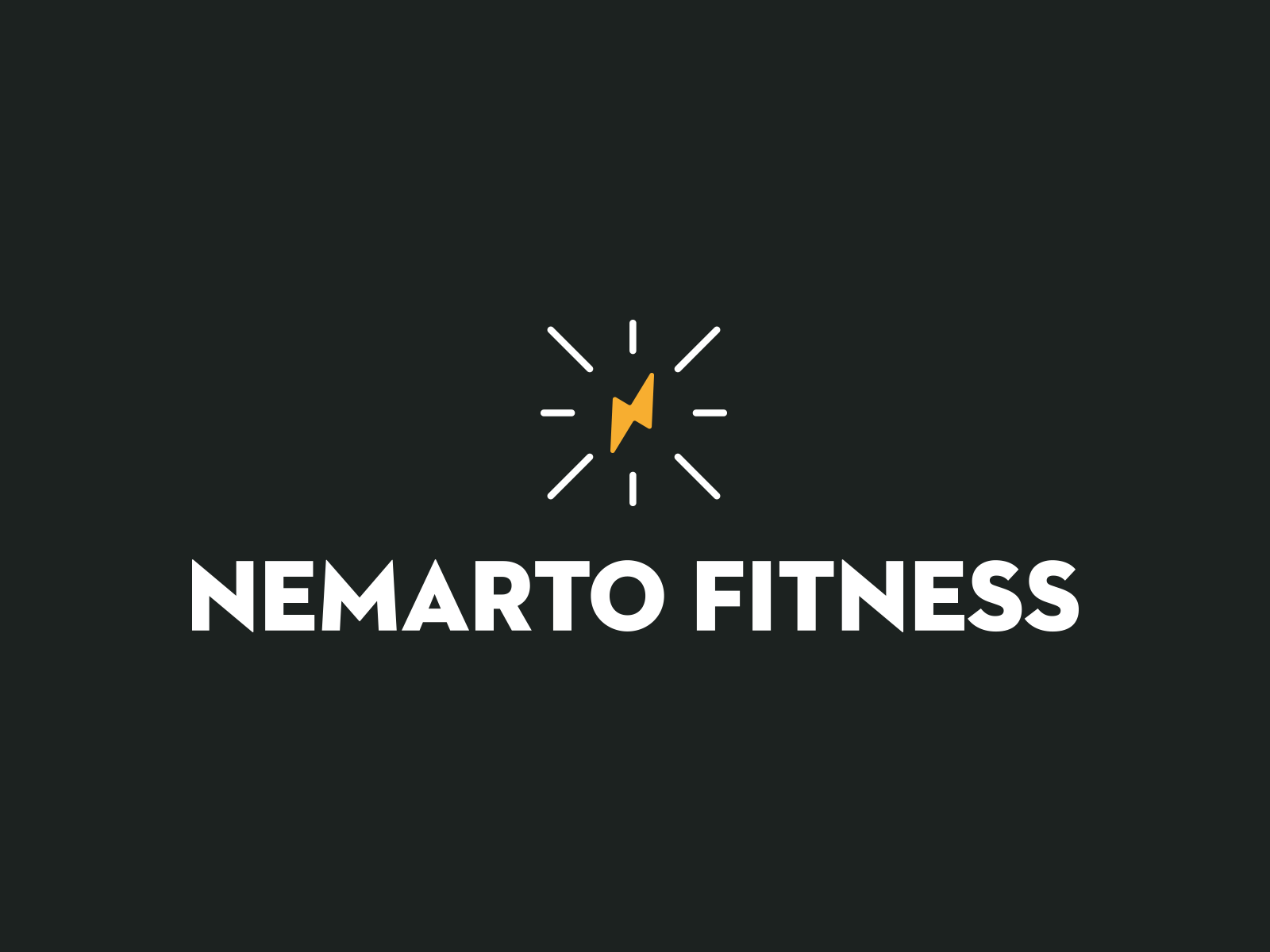Nemarto Fitness Logo