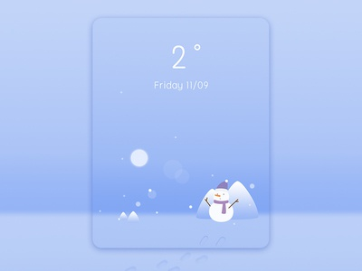 Weather Card