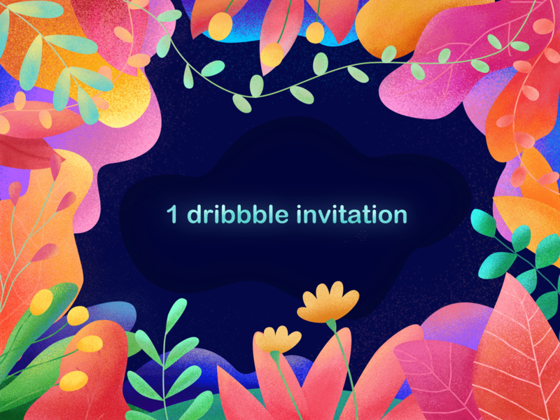 1_Dribbble_Invitation