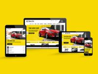 Design for car dealerships
