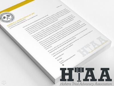 HTAA Logo & Letterhead