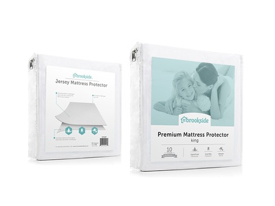 Brookside Packaging Design packaging graphic design