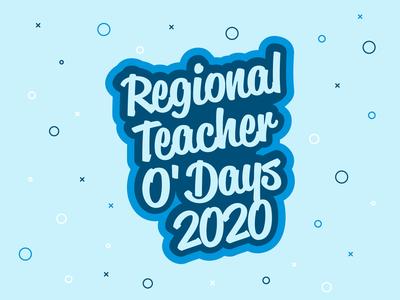 Regional Teacher O Days