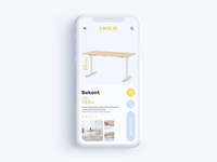 Ikea App Concept