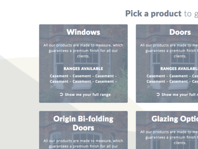 Updated Product Chooser - Lion Windows Project