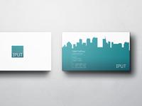 IPUT: Business Card Design 2014
