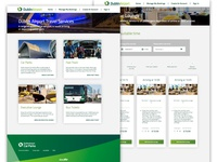 Dublin Airport Travel Booking System
