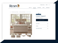 Respa Beds Product Detail