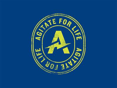 Agitate For Life Logo