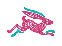 Alebrije Inspired Rabbit
