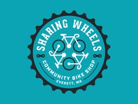 Sharing Wheels Logo
