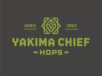 Yakima Chief Logo Exploration