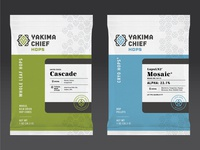 Packaging Exploration Yakima Chief Hops