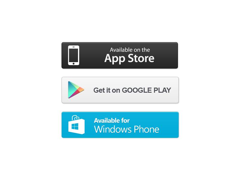 App store buttons apple windows @2x psd app store app btn apple store google play windows app