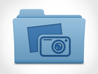 Iphoto In-folder Icon