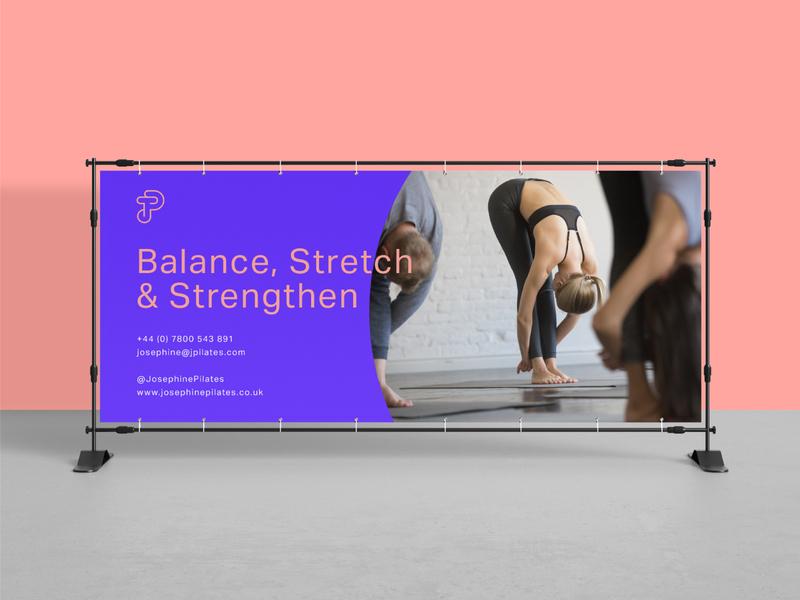 Josephine Pilates banner