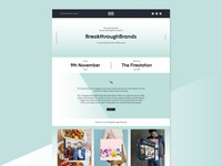 BreakthroughBrand Newsletter