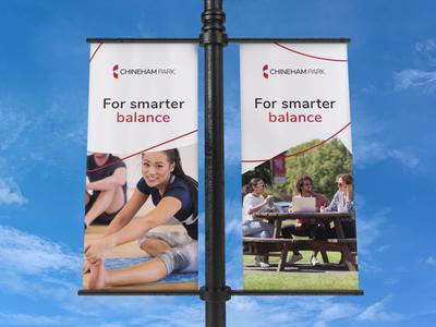 Chineham Park Banners