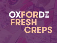 Oxford Street - For Fresh Creps
