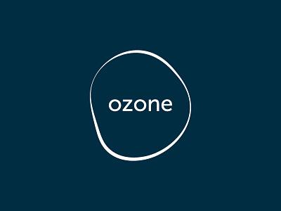Ozone Logo wave ozone logo