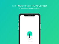 Just Move: House Moving Concept