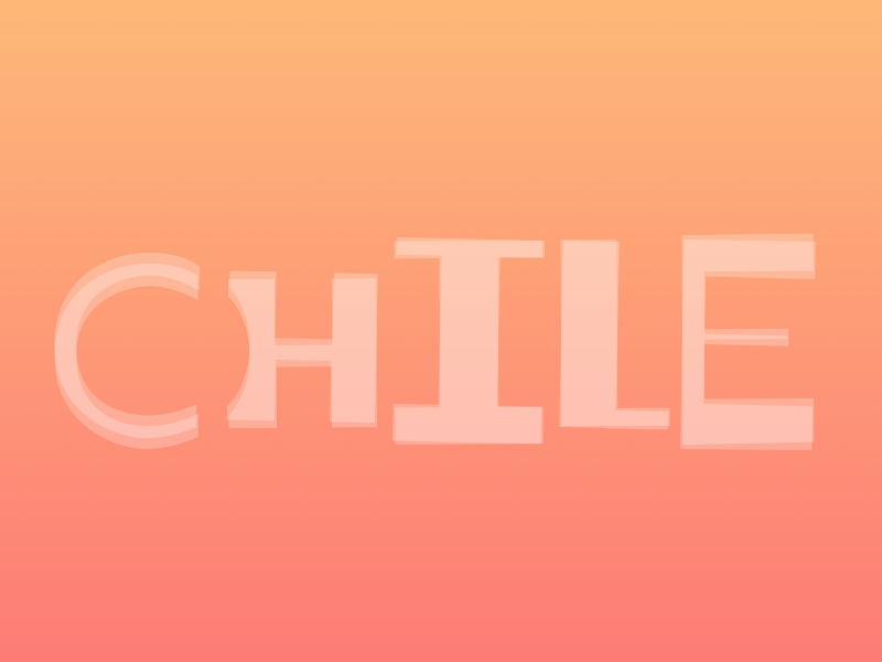 Chile Copa America Champs By Elliott Lund On Dribbble