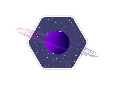 OC10-2119 space illustration future explore designer astronaut art vector illustrator design