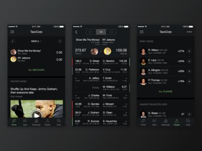 Yahoo Fantasy Sports - iOS