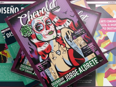 Cover - Chevalet #1