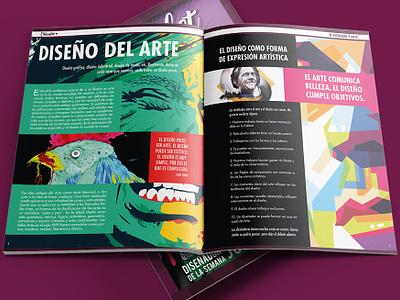 #2 Concept magazine - SmartGeek visual design indentity photoshop typography art indesign vector illustration logo illustrator editorial design design graphic design