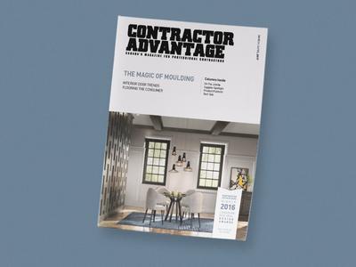 Contractor Advantage Magazine - March/April 2017