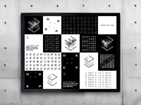 DeepCube Identity Wall – A Brand Designed and Developed with AI