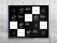 DeepCube Identity Event Wall – Designed and Developed with AI