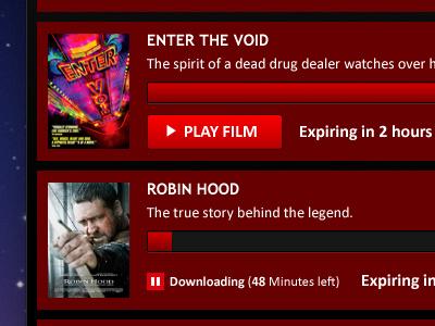 Film Downloader v1.2 downloader application player application film