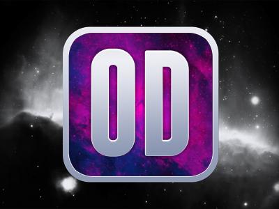 Observation Deck ipad ipad app apple mac icon app icon application space