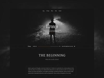 L'Orange Homepage