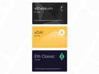 Crypto Cards for DexWallet